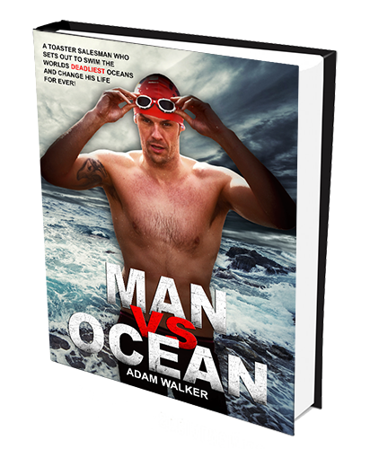 Man Vs Ocean by Adam Walker